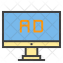 Advertising Online Ads Promotion Icon
