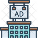 Advertising Advertisement Blurb Icon