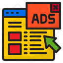 Ads Marketing Advertising Icon