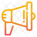 Megaphone Promotion Announcement Icon