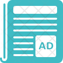 Advertising Ad Advertise Icon