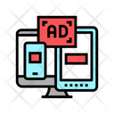 Ad Computer Phone Icon