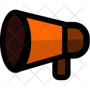Advertising Megaphone Promotion Icon