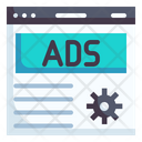 Advertising Advertisement Seo And Web Icon