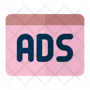 Ads Marketing Advertisement Icon