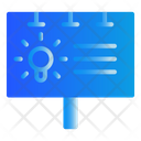 Banner Promotion Advertising Icon