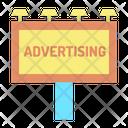 Advertising Billboard Icon