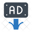 Advertising Board Icon