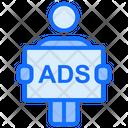 Advertising Board Advertising Board Icon