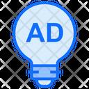 Advertising Idea Creative Marketing Icon