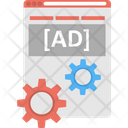 Advertising optimization Icon