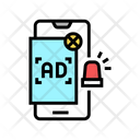 Advertisement Pop Up Window Icon