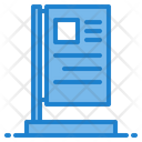 Advertising stand Icon