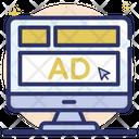 Advertisement Online Ad Online Advertising Icon