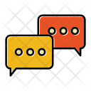 Advice Business Chat Icon