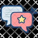 Advice Chat Communication Icon