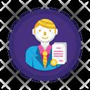 Advisor Mentor Advice Icon