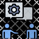 Advisor Business Help Icon