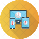 Adware Warning Attention Alert Icon