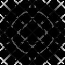 Blockchain Network Aelf Icon