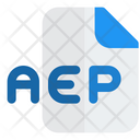 Aep File Icon
