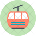 Aerial Lift Tramway Icon