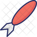 Aerial Bomb Missile Nuclear Bomb Icon