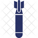 Aerial Bomb Hydrogen Bomb Missile Icon