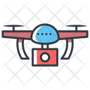 Aerial Imaging Icon