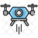 Aerial Photography Drone Photography Icon