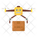 Aerial Robot Icon