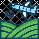 Aerial Seeding Icon