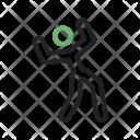 Aerobics Icon