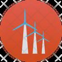 Aerogenerator Whirligig Wind Generator Icon