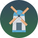Aerogenerator Icon