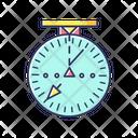 Aeronautical Navigational Radar Radar Direction Icon