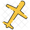 Aeroplane Air Plane Icon