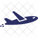 Aeroplane Air Travel Airbus Icon