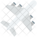 Aeroplane Air Travel Icon