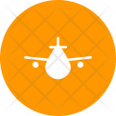 Aeroplane Airplane Flight Icon