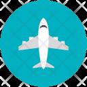 Aeroplane Plane Travel Icon