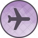 Aeroplane Mode Airplane Icon