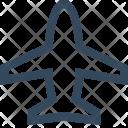 Aeroplane Aircraft Airplane Icon