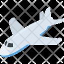 Plane Aeroplane Airplane Icon