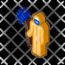 Aerosol Chemical Human Icon