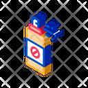 Aerosol Chemical Spray Icon