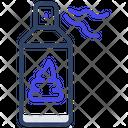 Aerosol Spray Water Bottle Spray Bottle Icon