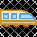 Aerotrain Bullet Train Icon