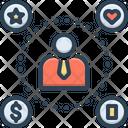 Affectation Icon