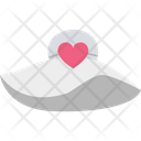 Affection Heart Sign Love Icon